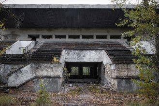 Avanhard Stadium Pripyat