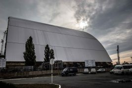 Chernobyl Dome - Safe confinement