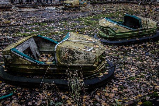 Pripyat Dodgems