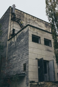 Moody building