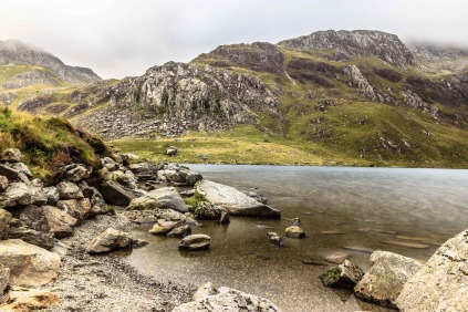 Devil's Kitchen Cwm Idwal